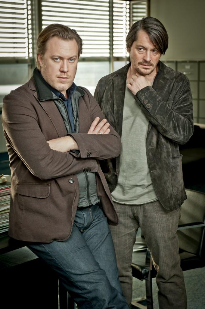 Mario Diller (Nicholas Ofczarek), Erich Kessel (Fritz Karl)