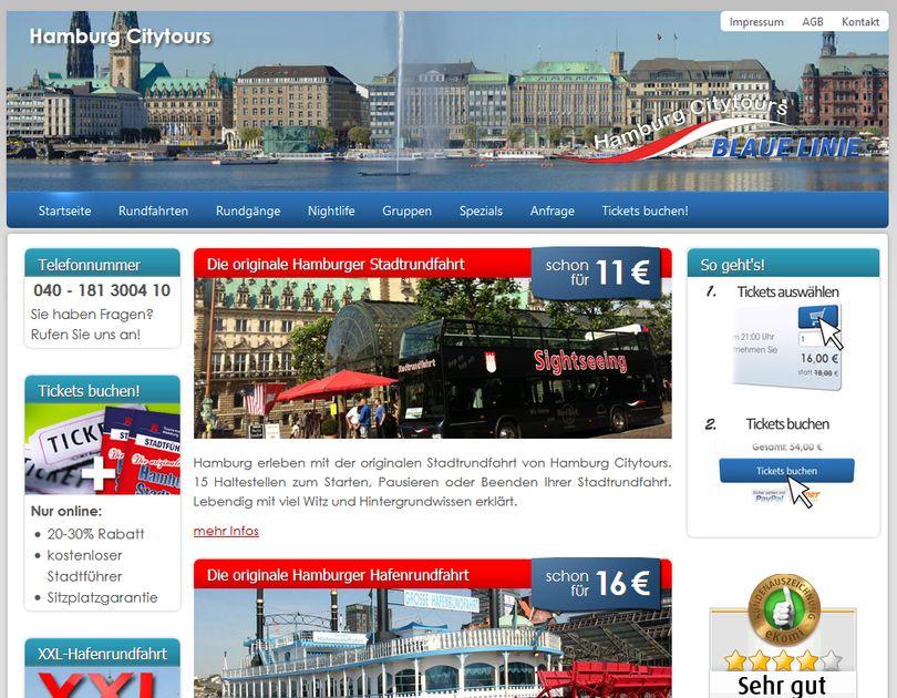 Ausflüge und Touristenattraktionen in der Hansestad