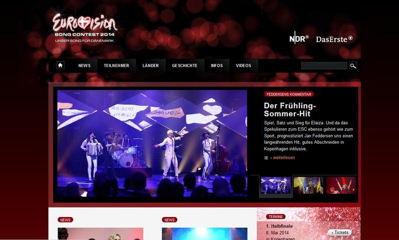 eurovision.de