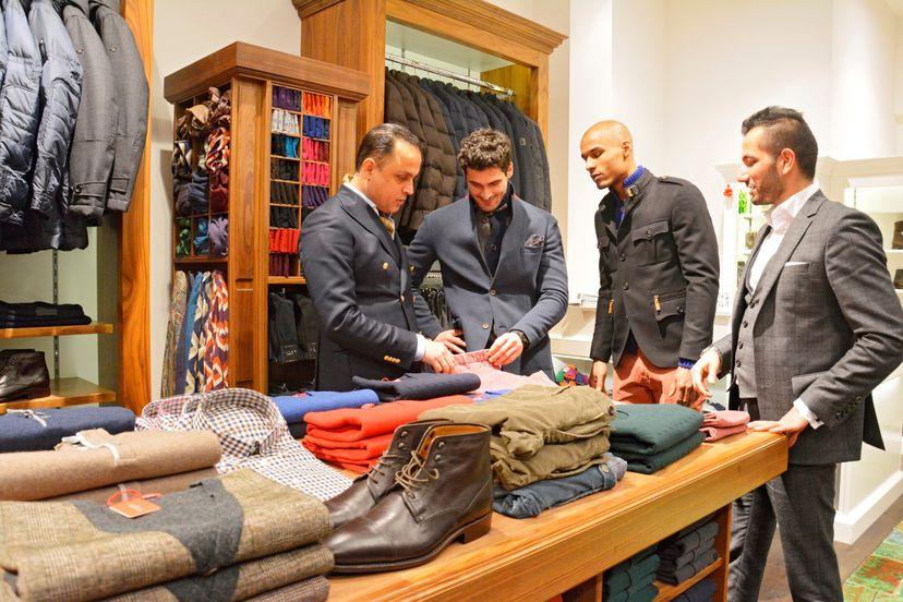 Stilhaus Blocker beteiligt sich ebenfalls am Shoppingtag