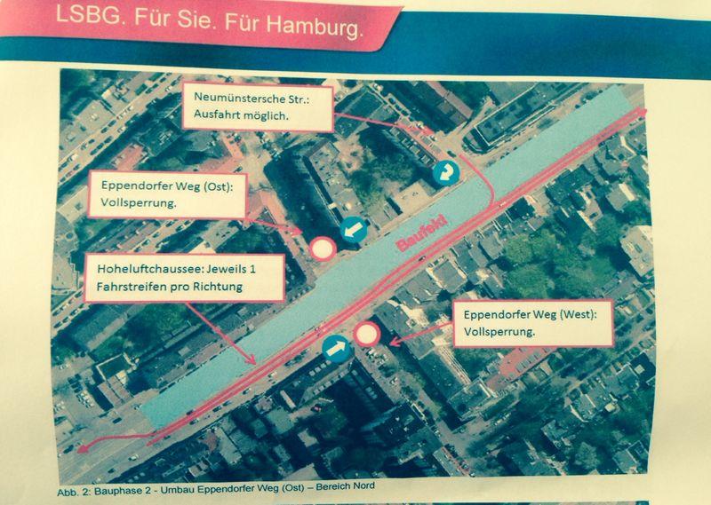 Busbeschleunigungsprogramm: Hoheluftchaussee, Eppendorfer Weg, Bismarckstraße und Abendrothsweg sind dran