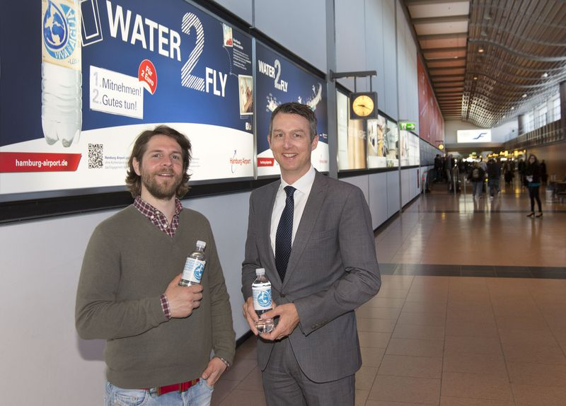 #water2fly: Philipp Richter und Lutz Deubel