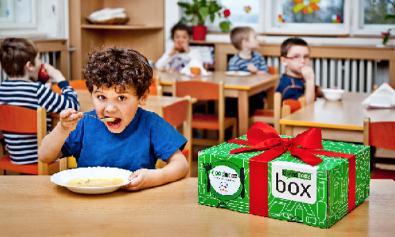 goodnooz: Eine Box - eine warme Mahlzeit