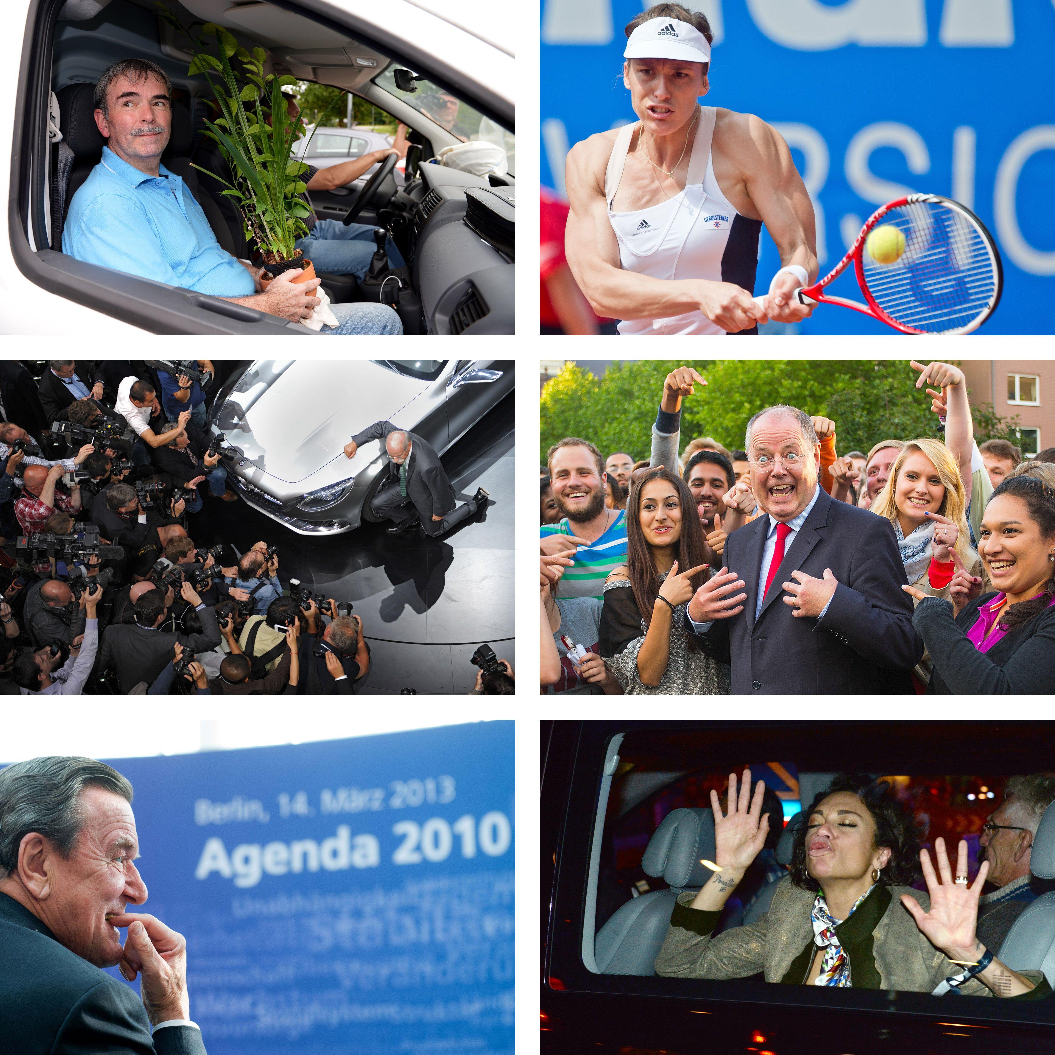 Zum 13. Mal hat die Nachrichtenagentur dpa die Leistungen ihrer Fotografinnen und Fotografen von einer unabhängigen Jury bewerten und besonders überzeugende Aufnahmen auswählen lassen