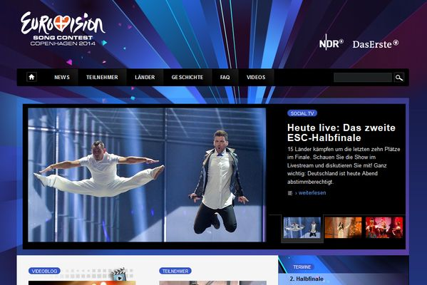 Eurovision Songcontest 2014