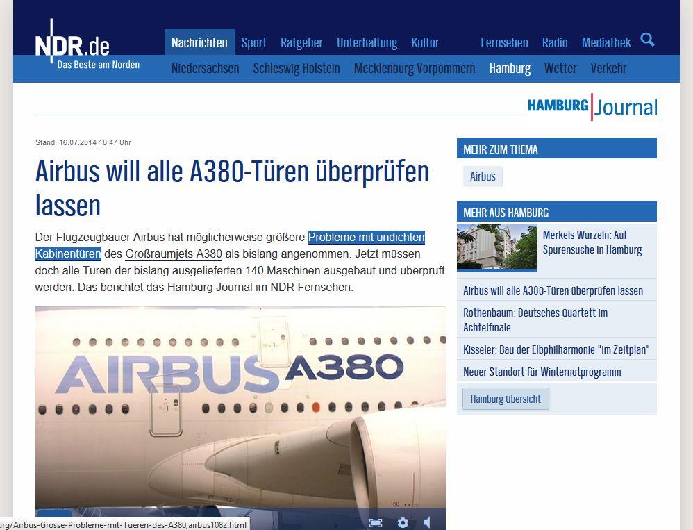 Airbuswerk Hamburg Finkenwerder