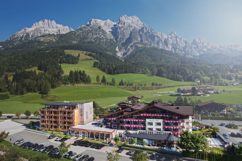 Aktiv-Hotel Salzburger Hof Leogang
