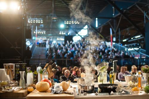 Deutschlands größtes Food-Festival präsentiert mit über 400 Branchenexperten und zahlreichen Sterneköchen die aktuellen und zukünftigen Trends