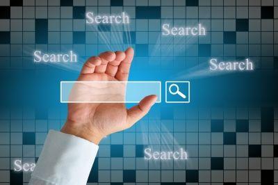 Die Online-Suche geht regional