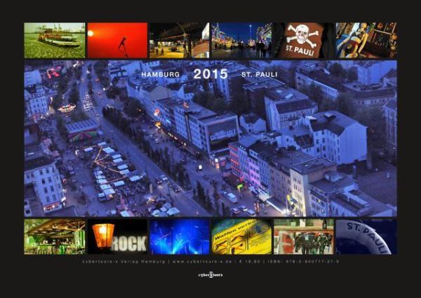 Fotokalender Hamburg-St. Pauli 2015