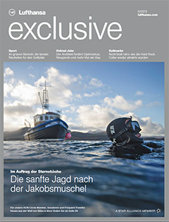 Lufthansa exclusive - Magazin für Vielflieger