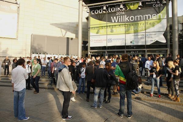 Das Klassentreffen der deutschen Entwicklerszene, das am 9. und 10. Oktober in Hamburg stattfand