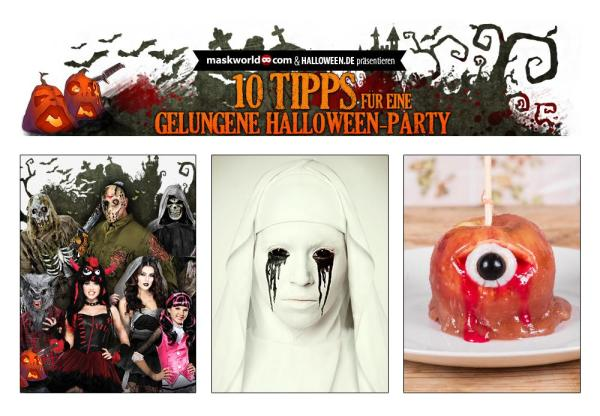 Es ist nicht mehr lange bis Halloween!