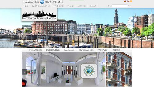 Immobilienverkauf: Hamburg ohne Makler