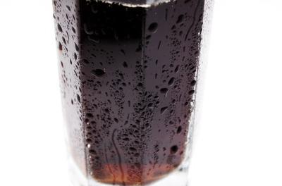 Auch Cola wird gerne genommen