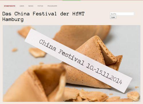 Das China Festival