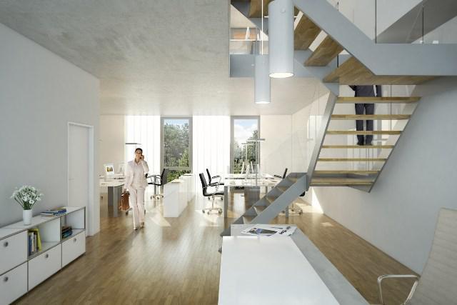 Maisonette-Atelier - Jaffe 12 in Hamburg Wilhelmsburg