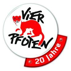 20 Jahre VIER PFOTEN Deutschland