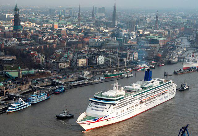Aurora von P&O Cruises