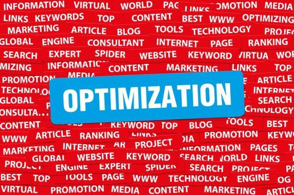 Optmierung ist das Stichwort, das heute für alle Unternehmen im On- und Offline-Bereich gleichermaßen gilt.