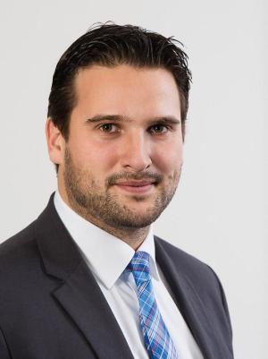 Maximilian Müller-Hagen, neues Mitglied der Geschäftsführung bei BRUNATA Hamburg