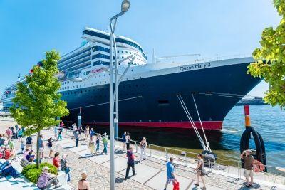 Der Hamburger Hafen ist der Hot Spots für Touris aus aller Welt