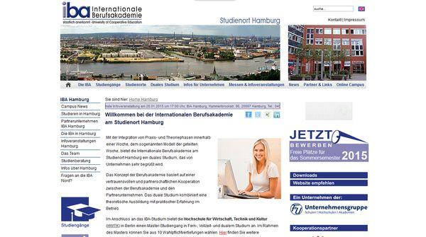 Der Wirtschaftsstandort Hamburg ist auch in Sachen Fortbildung sehr beliebt