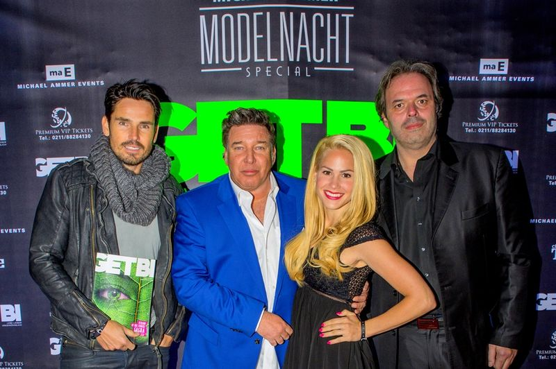 Jan Kralitschka, Michael Ammer, Angelina Heger, DJ Columbus