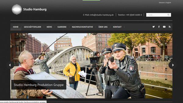 Hamburg ist ein beliebter Drehort für Kinofilme