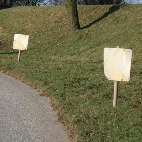 Aus allen Einsendungen wurde das mangelhafteste Verkehrszeichen Deutschlands gekürt. Und das steht in Hamburg