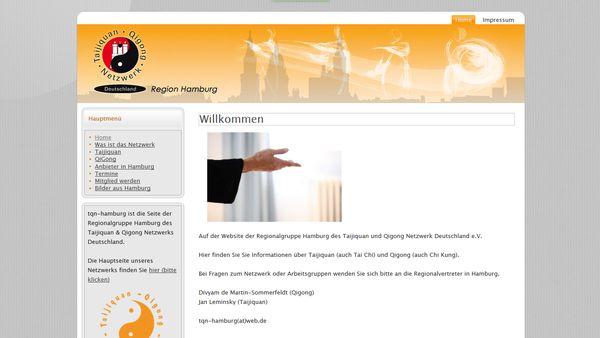 Das bundesweit älteste Netzwerk für Taijiquan und Qigong wurde in Hamburg gegründet