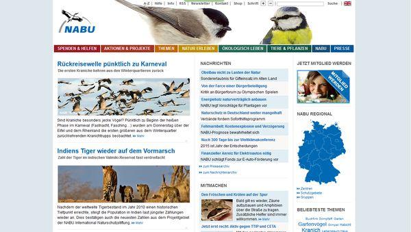 Immer engagiert für den Naturschutz in Hamburg