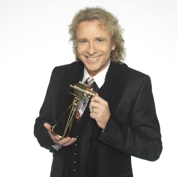 Thomas Gottschalk präsentiert im ZDF die große Gala der Stars