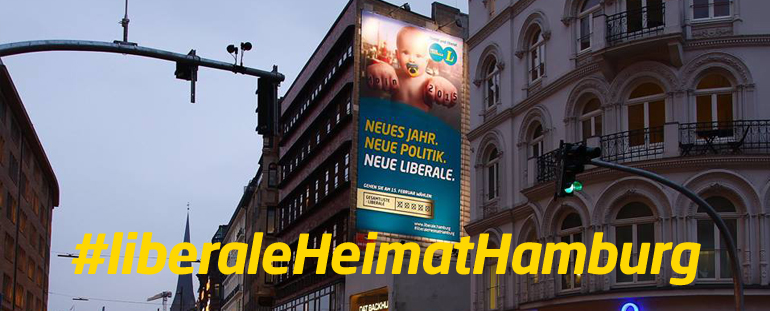 Neue Liberale, Hamburg