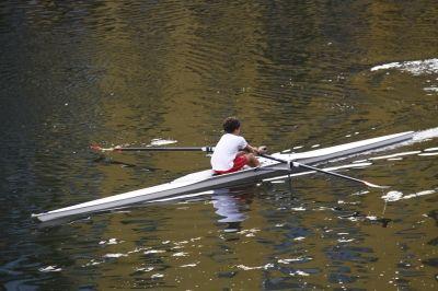 Auch die Wassersportler finden in Hamburg allerbeste Bedingungen vor