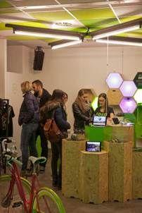 Digital-Lifestyle-Produkte zum Anfassen bei der #digitalrepublic in Hamburg