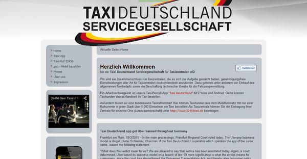 Mit K-Karte im Taxi zahlen - das war schon lange überfällig