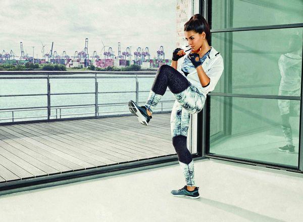 Fitness-Talk und Autogrammstunde mit Fernanda Brandao am 21. März bei Karstadt Sports in Hamburg