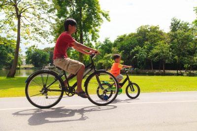 Auch am Steuer eines Fahrrades ist die Null-Promille-Grenze vernünftig!
