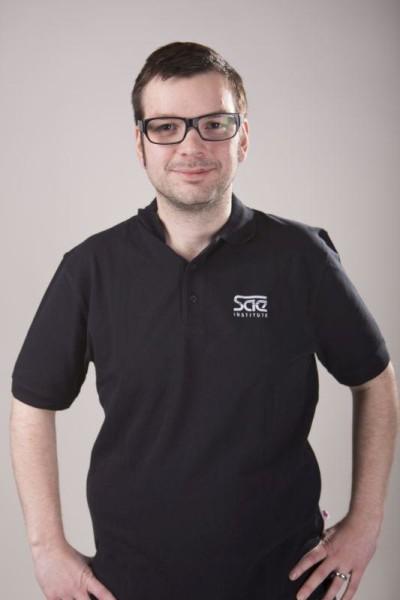"Florian Hartlieb, Studiengangsleiter ""Professional Media Creation (M.A.)"""