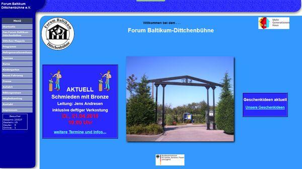 Forum Baltikum
