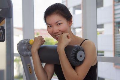 Nicht immer hat man Zeit und Lust ins Fitness-Studio zu laufen