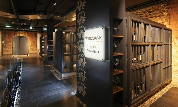 wineBANK Hamburg by Tarantella - der Private Members' Club für Weinbegeisterte