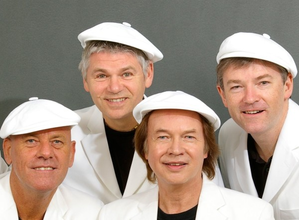 The Rubettes feat Alan Williams