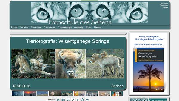 Tierfotografie will geübt werden