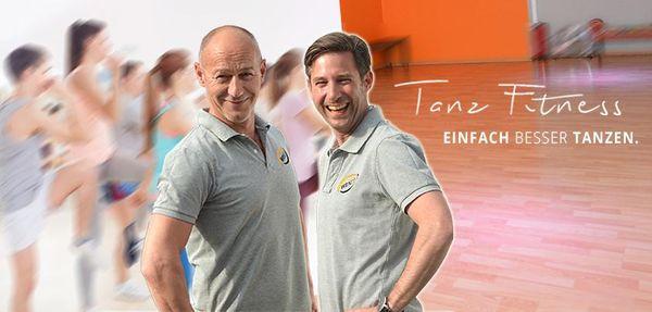 Die Dancit Trainer für Hamburg und Norddeutschland Lars Wendt und Daniel Benz