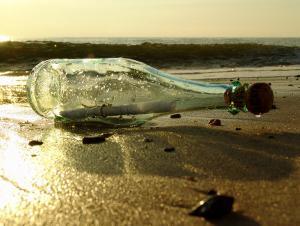 Die neue Spendenseite für Netzwerk Flaschenpost