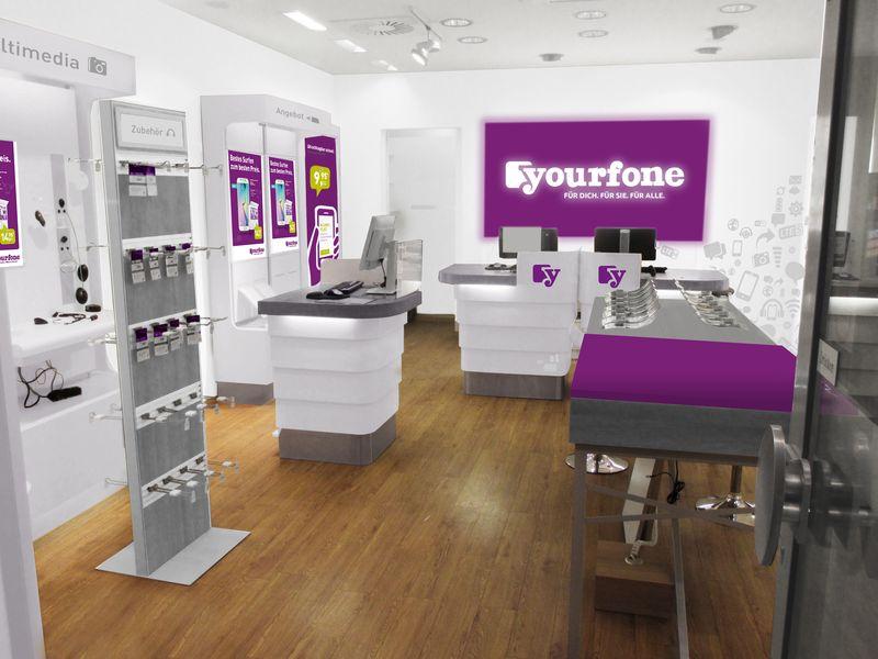 Yourfone: 100 neue Shops in ganz Deutschland