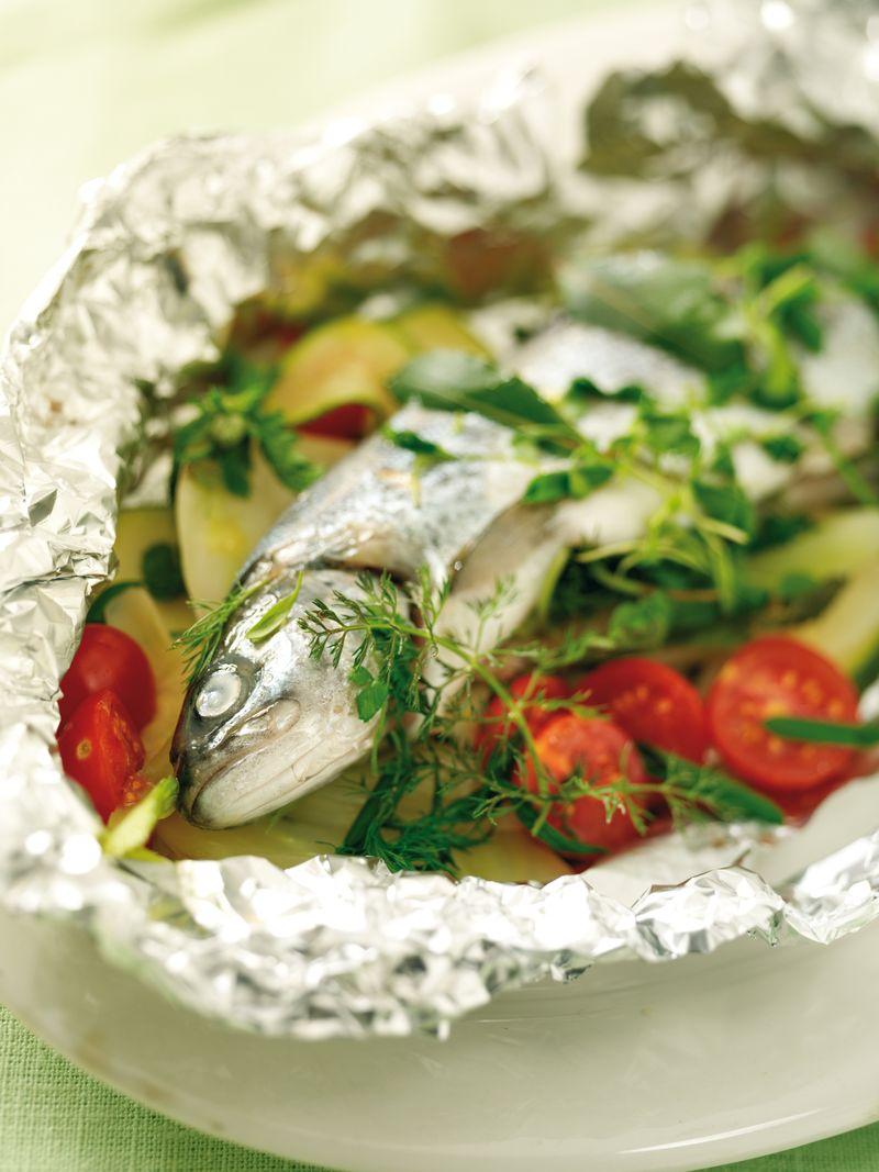 Abnehmen mit der Mittelmeerküche