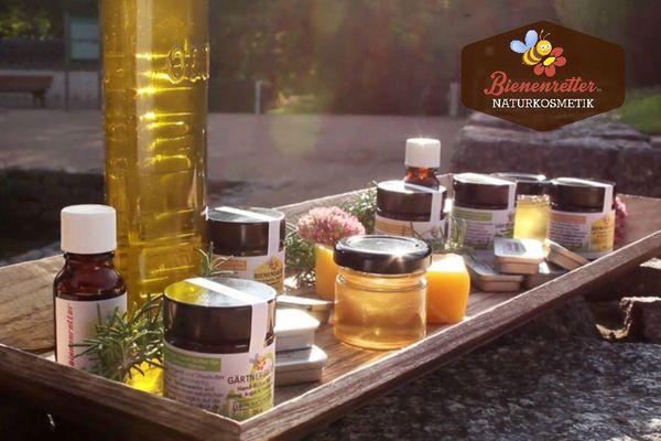 Rücksicht auf Bienen bei der Kosmetik nehmen